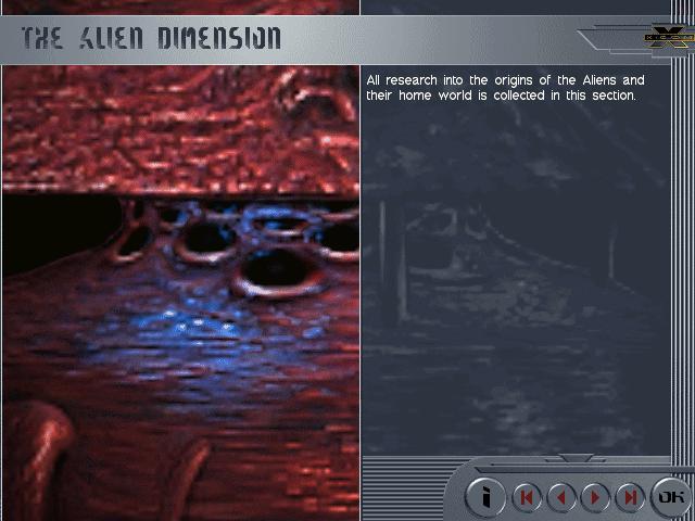 The Alien Dimension - APOCAPEDIA (X-COM Apocalypse UFOPEDIA)